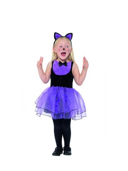 Obrázek dívky kočička