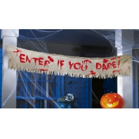 Banner - Enetr If You Dare