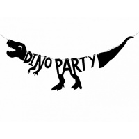 Banner - Dino Party