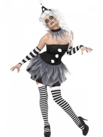 44a6b13b15f5 Kostým pro ženy - Zombie Klaunice - Ptákoviny Florenc