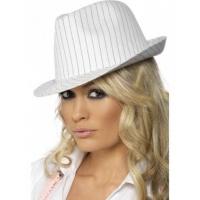 f396f9e324e Bílý klobouk Mafián