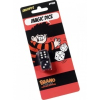 Magic Dice One Loaded and One Normal