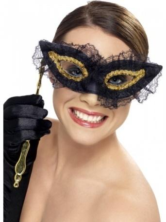 1d6f4ab47 Benátská maska Noční motýl - Ptákoviny Florenc