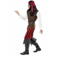 ff4544c0ea6 Kostým pro muže - Pirát pruhovaný - Ptákoviny Florenc