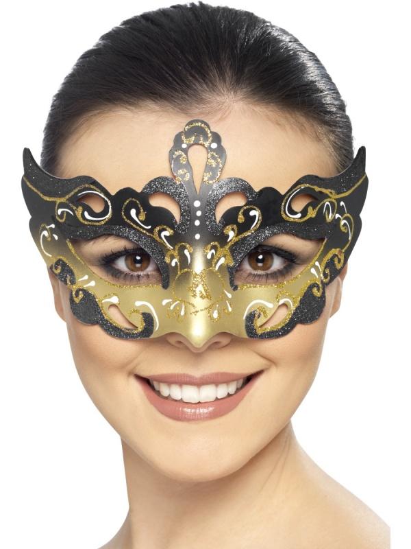 6692db33f Benátská maska Noční vánek - Ptákoviny Florenc