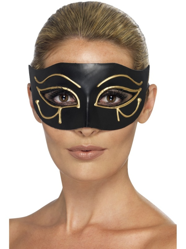 dcf4e034d Benátská maska Horovo oko - Ptákoviny Florenc