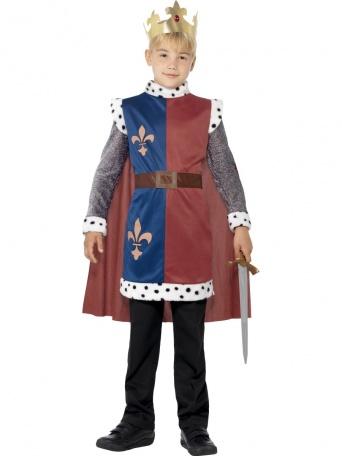 E-shop   Karnevalové kostýmy   Dětské kostýmy   Dětský kostým Král Artur 9542333583