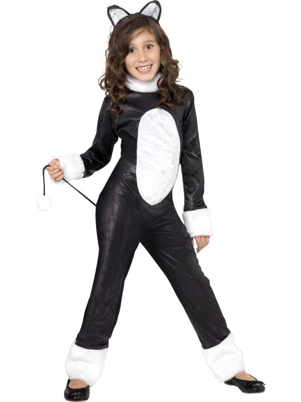 E-shop   Karnevalové kostýmy   Dětské kostýmy   Dětský kostým Kočka 704ec78df8
