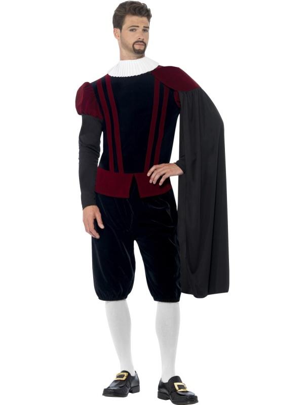 832db62098c9 Kostým pro muže - Tudorovský princ - Ptákoviny Florenc
