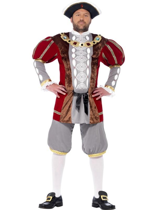 233dbd26b6fb Kostým pro muže - král Jindřich - Ptákoviny Florenc