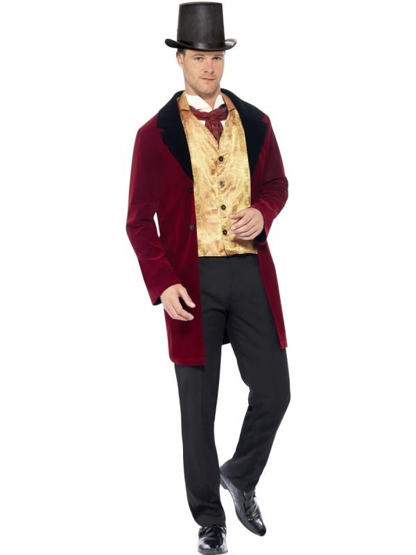 db5c29fc5290 Kostým pro muže - Gentleman - Ptákoviny Florenc