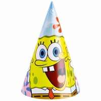 Party čepička se SpongeBobem